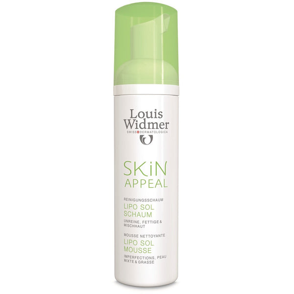 Louis Widmer Skin Appeal Lipo Sol Foam 150 ml