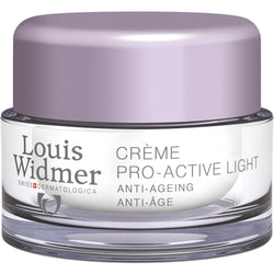 Louis Widmer Pro-Active Cream Light 50 ml yövoide