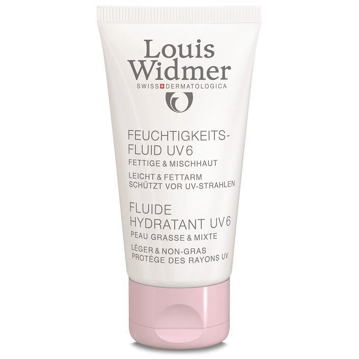 Louis Widmer Moisture Fluid UV 6 50 ml