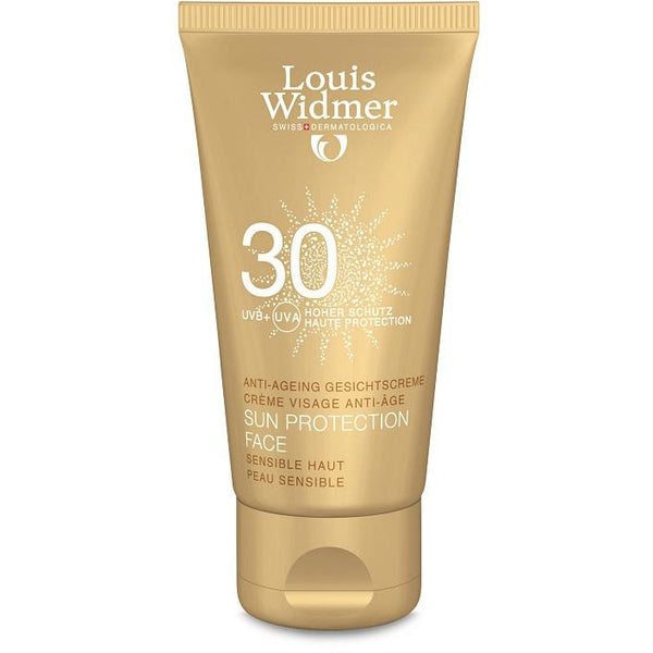 Louis Widmer Sun Protection Face 30 50 ml