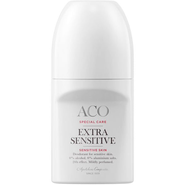 ACO SPC Deo Extra Sensitive 75 ml deodorantti