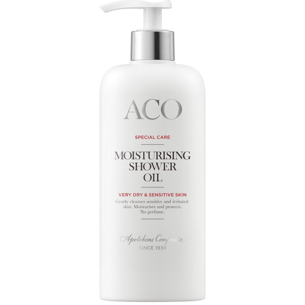 ACO SPC Moisturizing Shower Oil 300 ml