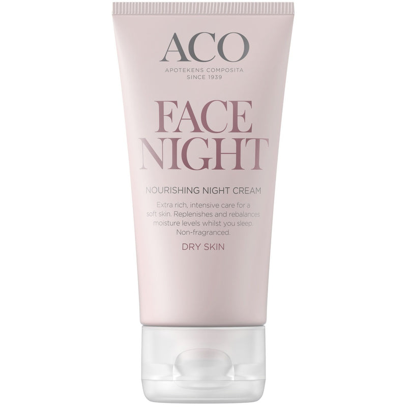 ACO Face Nourishing Night Cream 50 ml yövoide
