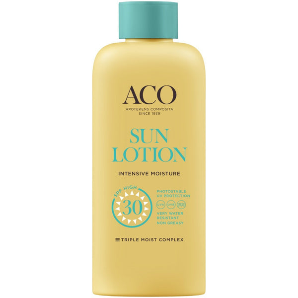 Aco Sun Body Lotion SPF30 Family Size 300 ml