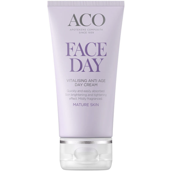 ACO Face Vitalizing Day Cream Anti-Age 50 ml päivävoide
