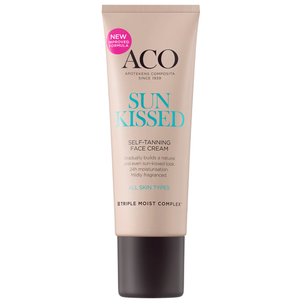ACO Face Sun Kissed Face Cream