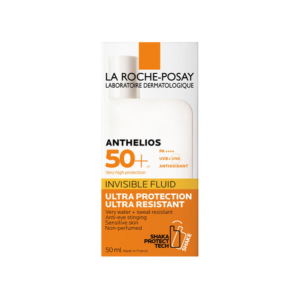 La Roche-Posay Anthelios SPF50 Invisible Fluid aurinkosuojaemulsio 50 ml