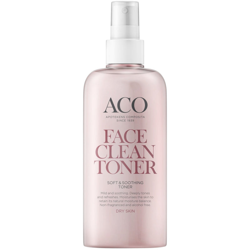 ACO Face Soft&Soothing Toner 200 ml kasvovesi