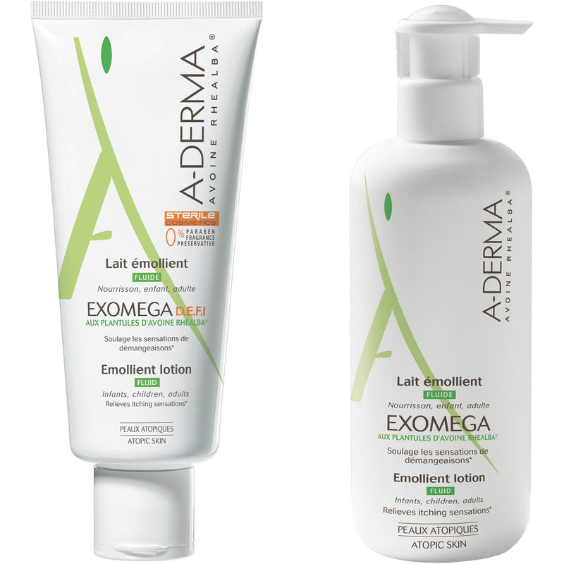 A-Derma Exomega Lotion 200 ml