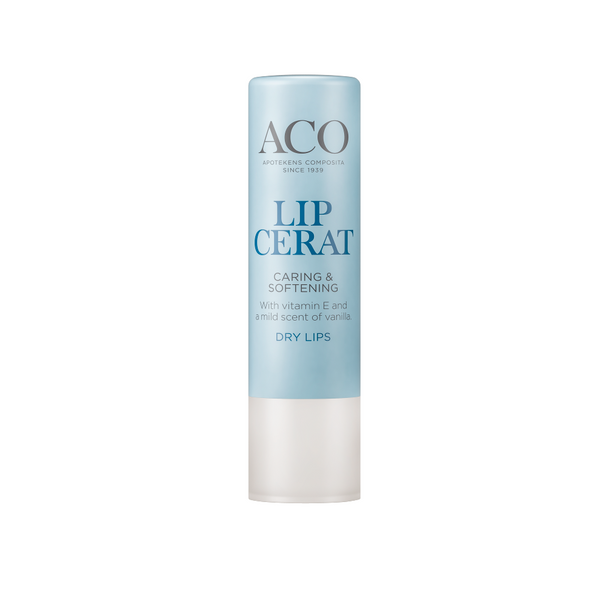 ACO Face Lip Cerat 5 ml huulipuikko