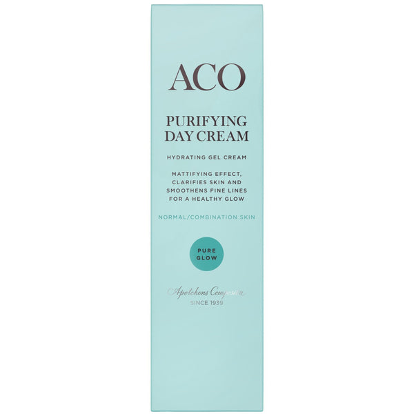 ACO Face Pure Glow Purifying Day Crem 50 ml