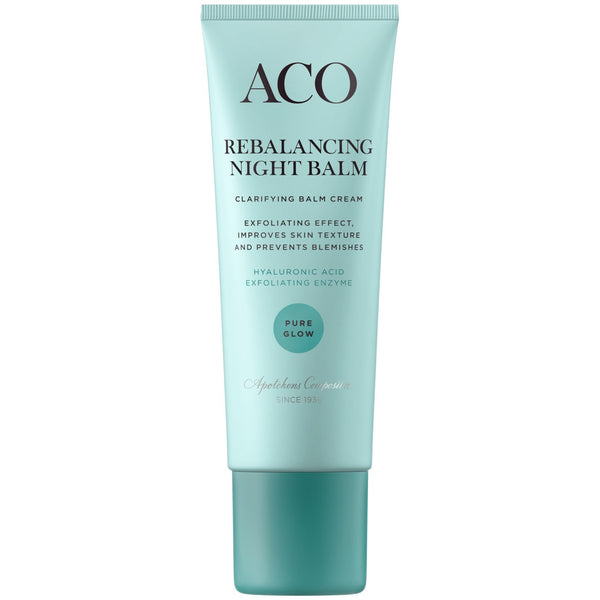 ACO Face Pure Glow Rebalancing Night Cream 50 ml