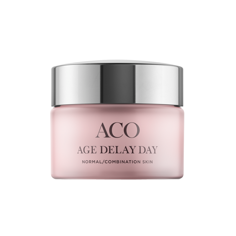 ACO Age Delay Day Cream 50 ml normaalille -ja sekaiholle