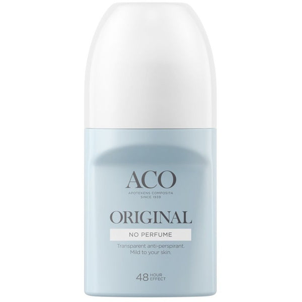 ACO Body Deo Original 75 ml hajusteeton deodorantti