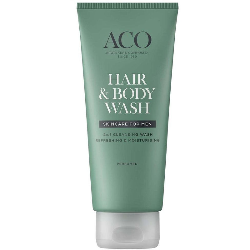 ACO For Men Hair&Body Wash 200 ml