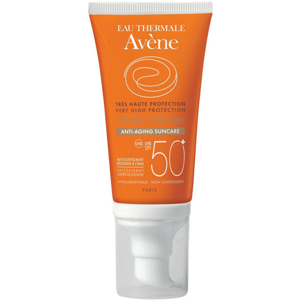 Avène Very High Protection Anti-Aging Sun SPF50+ 50 ml