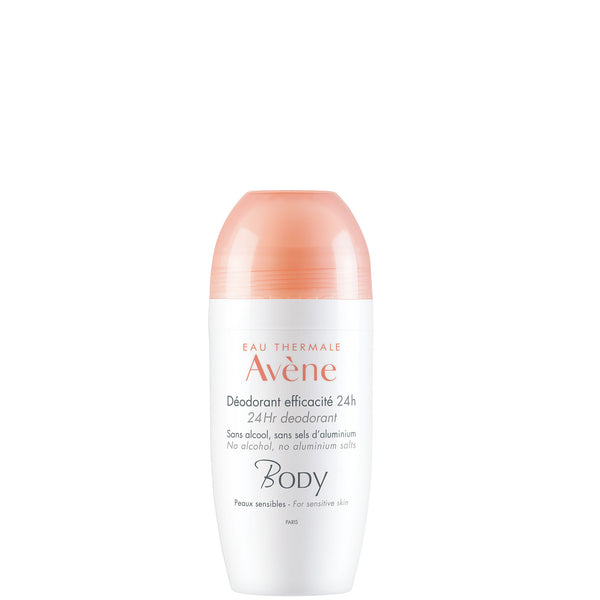 Avène Body 24h Deodorant Roll-On 50 ml