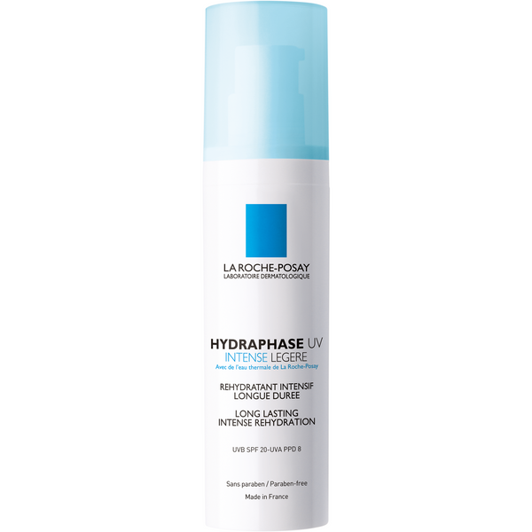 La Roche-Posay HYDRAPHASE UV Intense Light Hoitovoide 50 ml