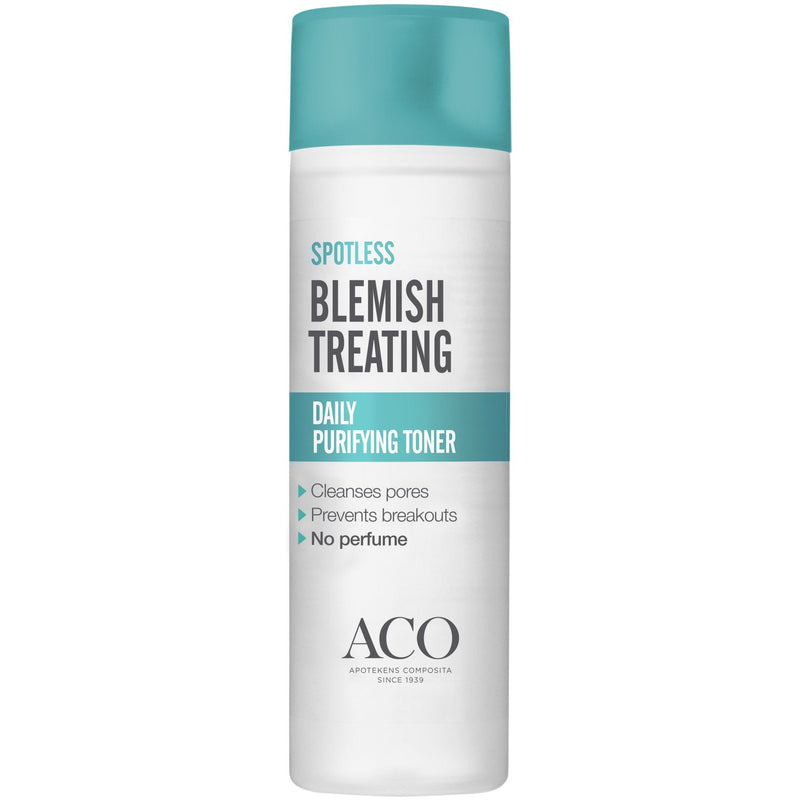 ACO Spotless Daily Purifying Toner 200 ml kasvovesi