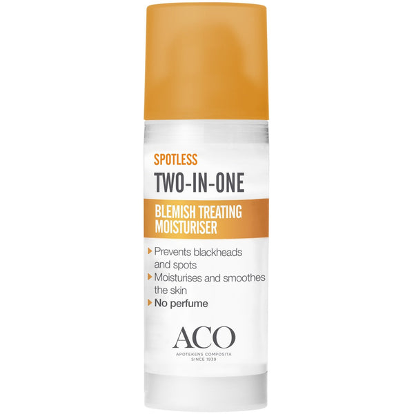 ACO Spotless Blemish Treating Moisturizer 50 ml
