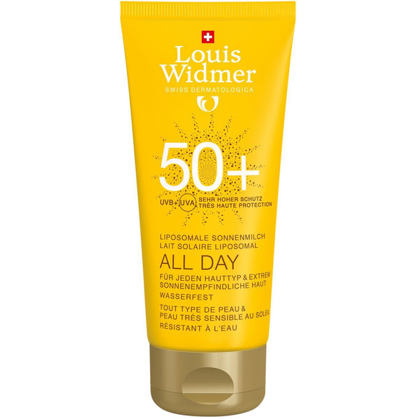 Louis Widmer All Day 50+ 100 ml