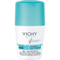 Vichy Anti-Trace Roll-On Antiperspirantti 50 ml