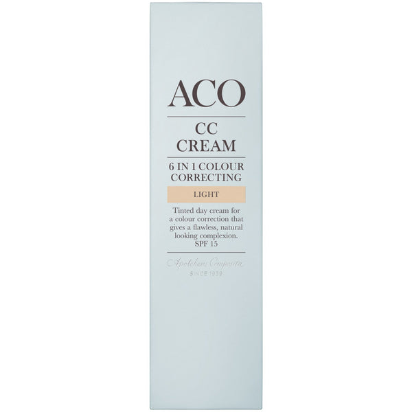 Aco Face CC Cream Light SPF15 voide