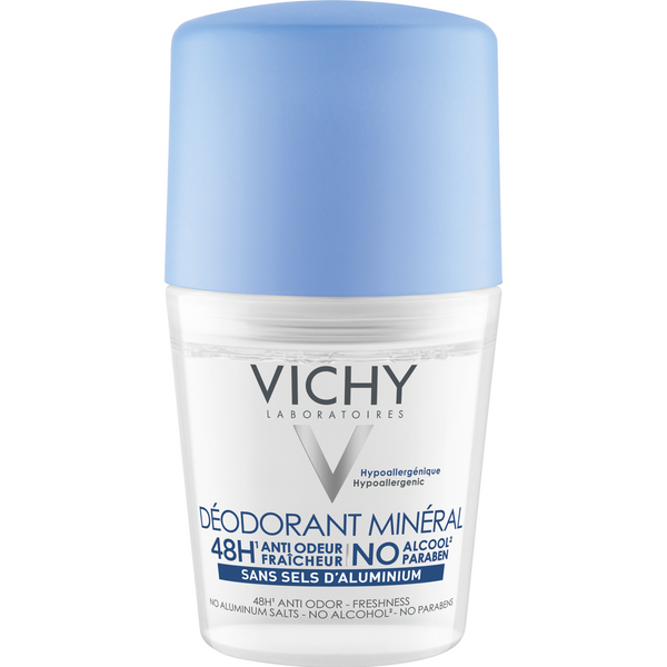 Vichy Mineraali Deodorantti Roll-On 50 ml