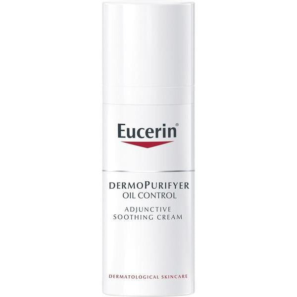 Eucerin Dermopurifyer Oil Control Soothing Cream 50 ml hoitovoide