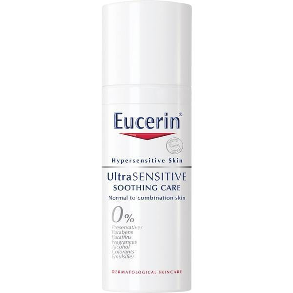 Eucerin Ultra Sensitive Soothing Care 50 ml hoitovoide