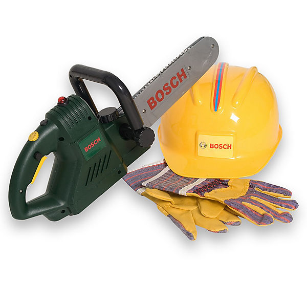 Klein BOSCH Chain Saw with Protective Gear