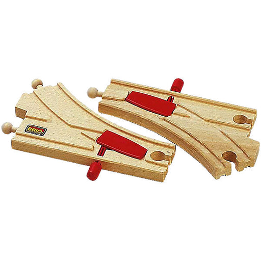 BRIO 33344 Mechanical Set Of Points