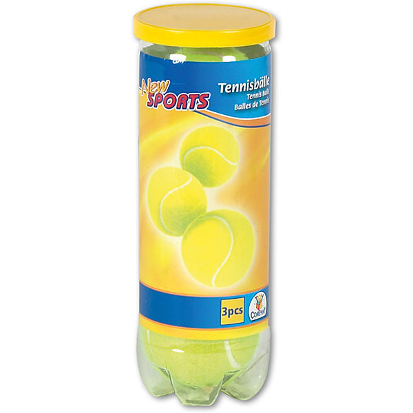 Tennis Balls, in a Can