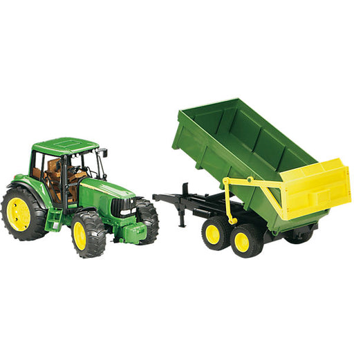 BRUDER 02058 TPS John Deere 6920 with Body Tipper