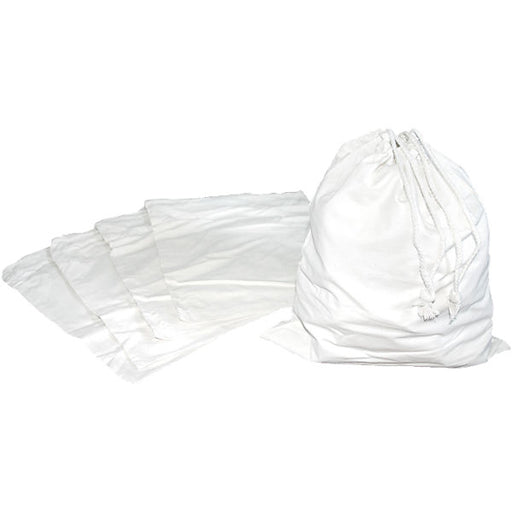 Large Do-it-yourself Cotton Bags, 5 Pieces