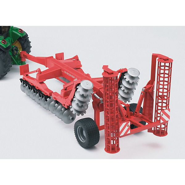 BRUDER 02217 Kuhn Discover XL Disc Harrow