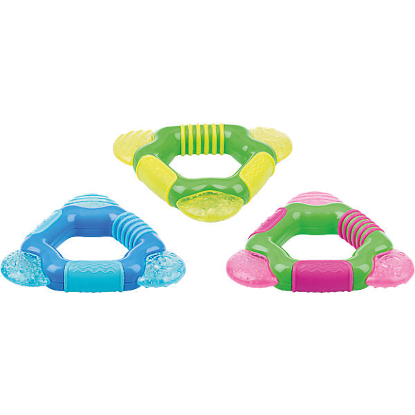 Teether Triangle with Ice Gel