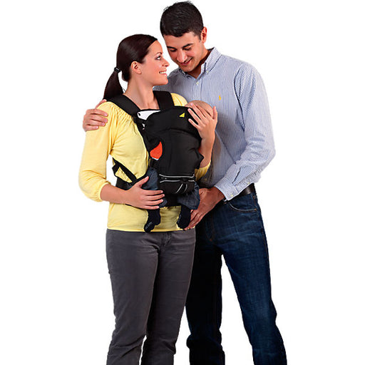 3-Way Baby Carrier, Black