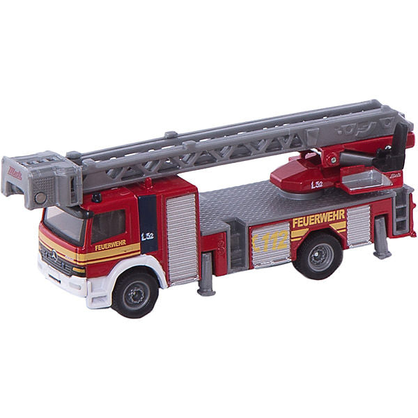 SIKU 1841 Fire Truck with a Turntable Ladder  1:87