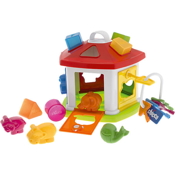 Sorting toy: Little Animal Circus