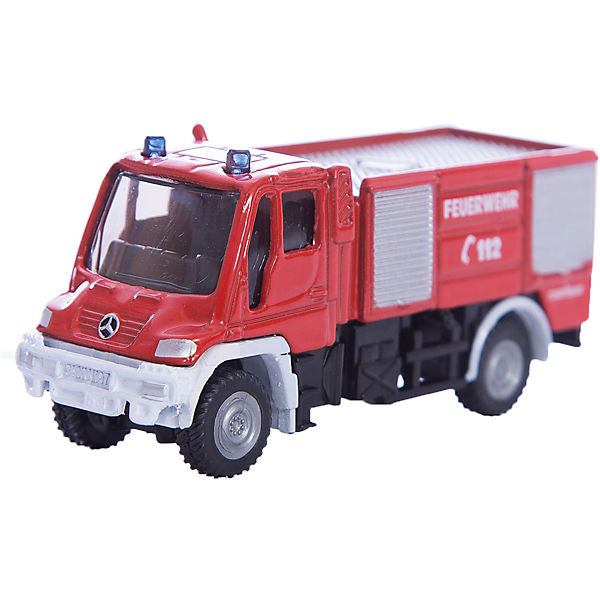 SIKU 1068 Unimog Fire Engine 1:87