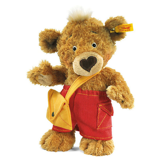 Steiff  Button Teddy Bear, 25 cm, Light-Brown