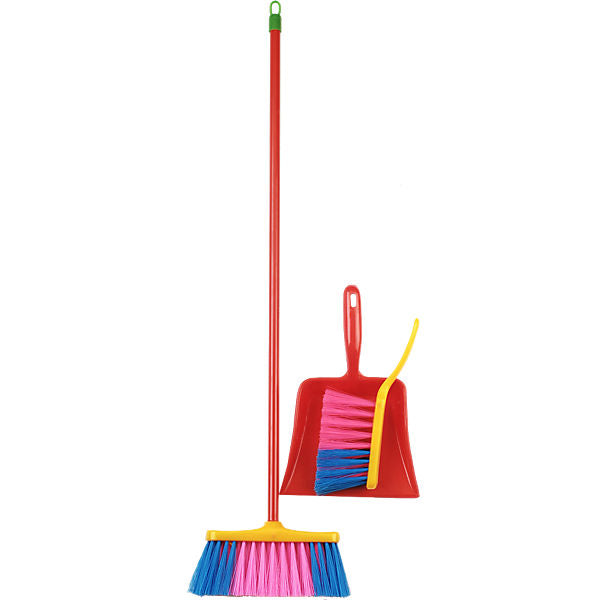 klein Sweeping Set, 3-Piece