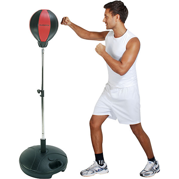 Punching ball set with gloves + pump