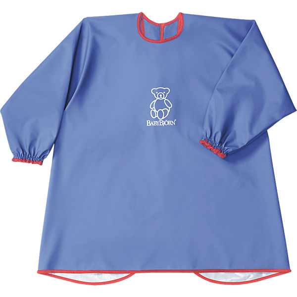 BB® Eat and Play Smock, Blue