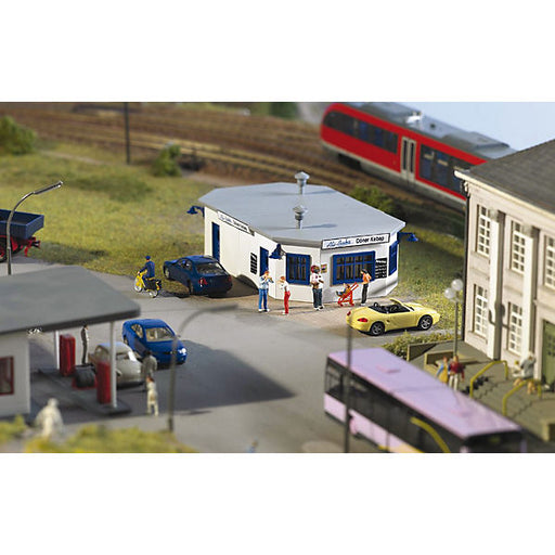 PIKO H0 Gauge Construction Set Alibaba Kebab Shop