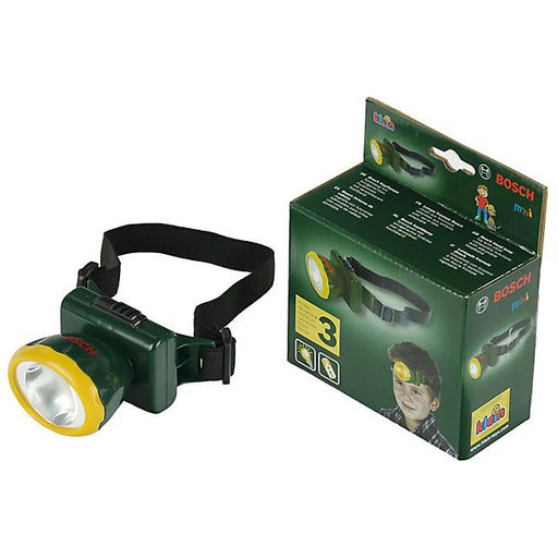 Klein BOSCH Head Torch