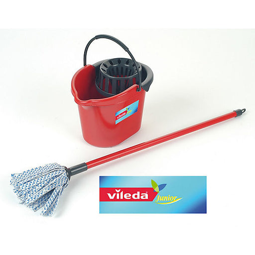 klein Vileda Mop with Bucket
