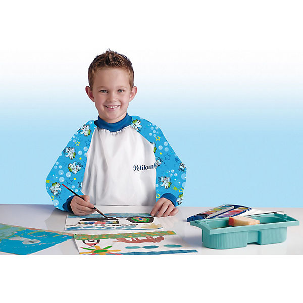 Boy's Painting Apron