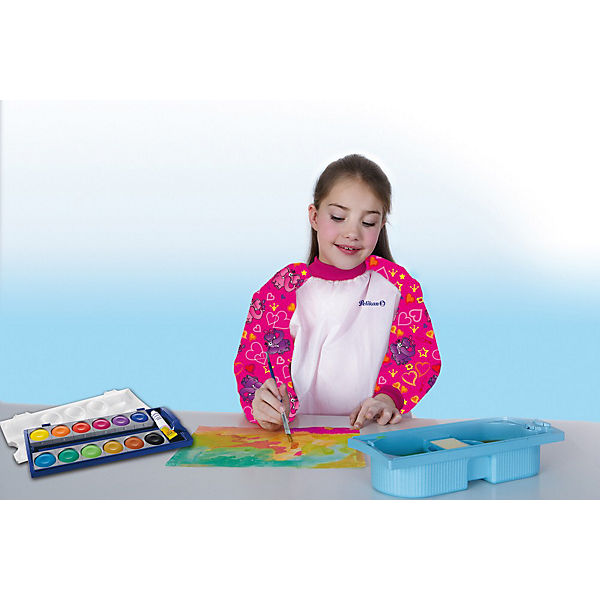 Girl's Painting Apron